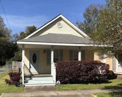 Pensacola FL Single Family Home For Sale: $165,000