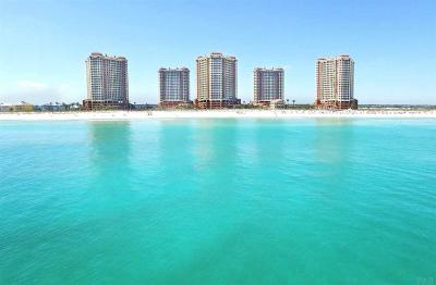 Pensacola, Pensacola Beach, Perdido, Perdido Key, Bagdad, Gulf Breeze, Milton, Navarre, Navarre Beach, Pace Condo/Townhouse For Sale: 2 Portofino Dr #703