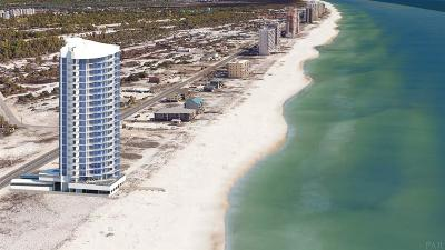 Pensacola, Pensacola Beach, Perdido, Perdido Key, Bagdad, Gulf Breeze, Milton, Navarre, Navarre Beach, Pace Condo/Townhouse For Sale: 14799 Perdido Key Dr #17