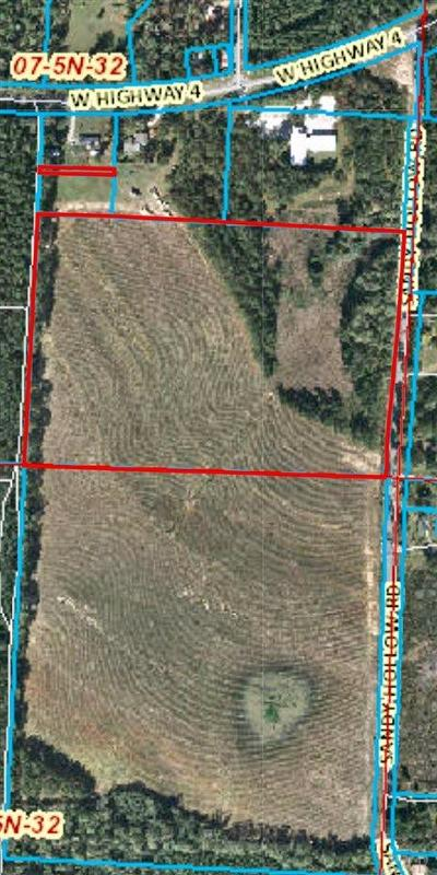 Century Residential Lots & Land For Sale: W 6200 Hwy 4