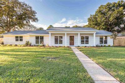Pensacola Single Family Home For Sale: 2010 Tronjo Rd
