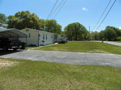 Pace Mobile Home For Sale: 5116 Central Dr