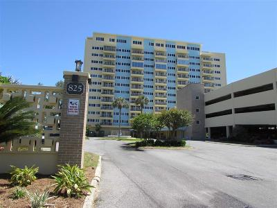 Pensacola Condo/Townhouse For Sale: 825 Bayshore Dr #706