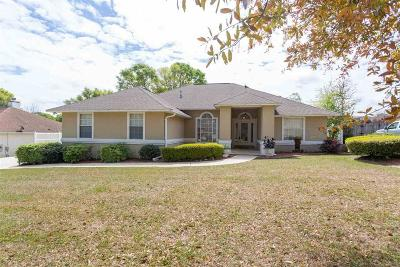 Pensacola Single Family Home For Sale: 3017 Knotty Pine Dr