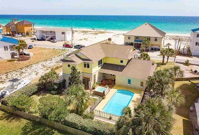 Pensacola Beach Single Family Home For Sale: 1215 Ariola Dr