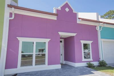 Perdido Key Condo/Townhouse For Sale: 13941 Del Rio Dr
