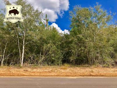 Pace Residential Lots & Land For Sale: Lot 102 Br Buffalo Ridge Rd