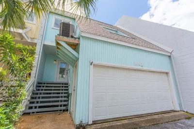 Pensacola Beach Condo/Townhouse For Sale: 1642 Bulevar Menor