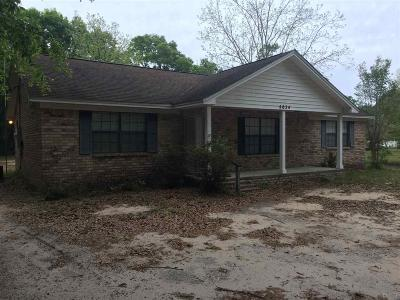 Pace Single Family Home For Sale: 5034 Pennington Ln
