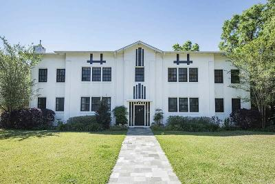 Pensacola Single Family Home For Sale: E 1515 Lakeview Ave