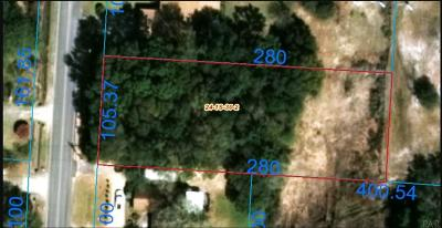 Pensacola Residential Lots & Land For Sale: Wymart Rd