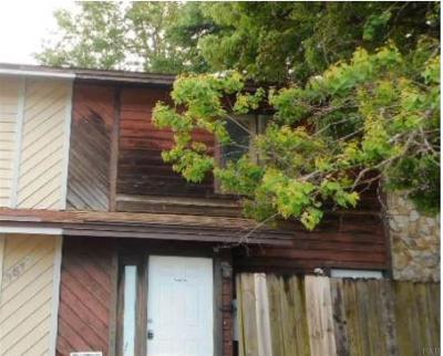 Pensacola FL Condo/Townhouse For Sale: $85,000