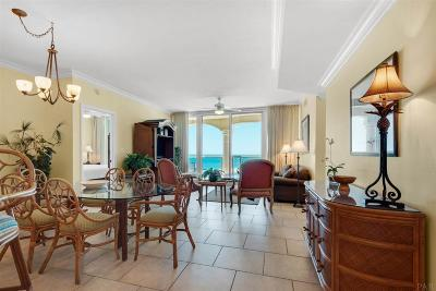 Pensacola Beach Condo/Townhouse For Sale: 3 Portofino Dr #703