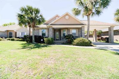 Pensacola Single Family Home For Sale: 4991 Vizcaya Dr