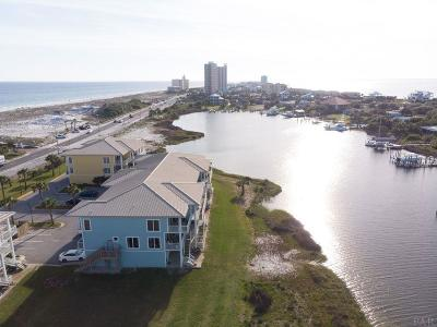 Pensacola Beach Condo/Townhouse For Sale: 500 Ft Pickens Rd