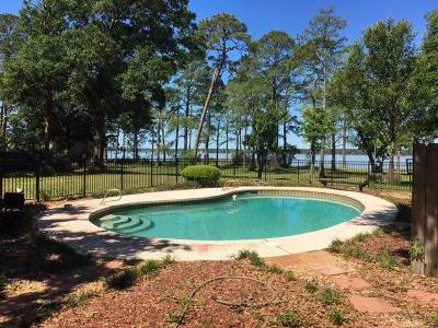 Pensacola Single Family Home For Sale: 1031 Paradise Ln