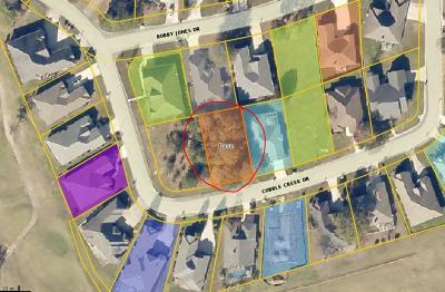 Pace Residential Lots & Land For Sale: Lot 11c Cobble Creek Dr