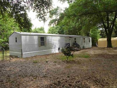 Pensacola Mobile Home For Sale: 5020 Bankhead Dr