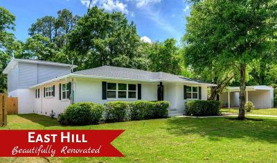 Pensacola Single Family Home For Sale: E 1541 Leonard St