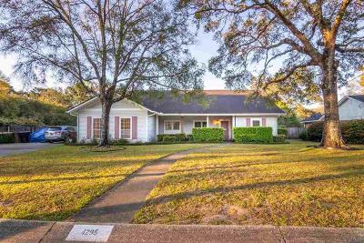 Pensacola Single Family Home For Sale: 4295 Lavallet Cir