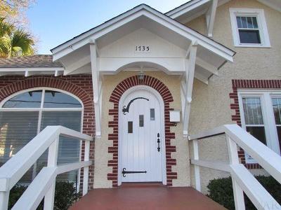 Pensacola Single Family Home For Sale: E 1735 Cervantes