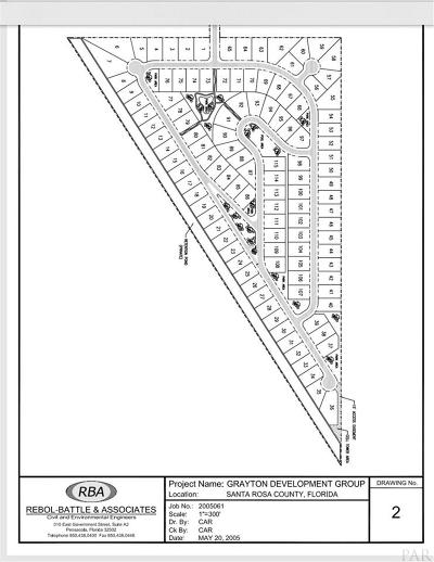 Milton Residential Lots & Land For Sale: Mulat Rd