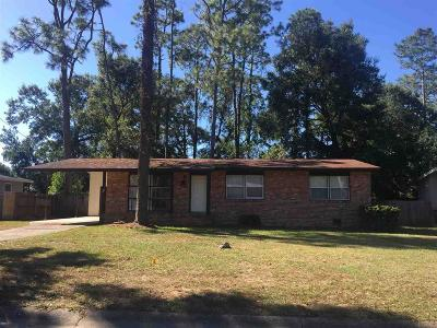 Pensacola Rental For Rent: 3801 Whispering Pines Dr