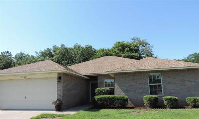 Pace Single Family Home For Sale: 5050 Covington Dr