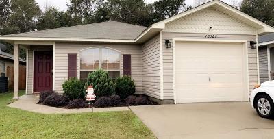 Pensacola Single Family Home For Sale: 10589 Senegal Dr