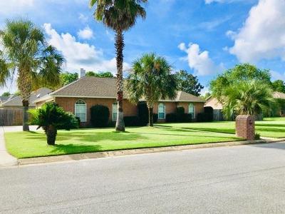Pensacola Condo/Townhouse For Sale: 1502 Navaho Ct