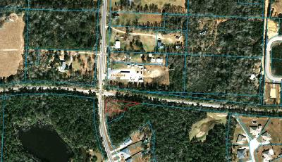 Cantonment Residential Lots & Land For Sale: S 310 Hwy 97