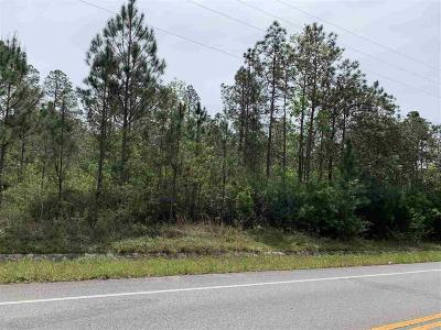 Cantonment Residential Lots & Land For Sale: S 300 Hwy 97