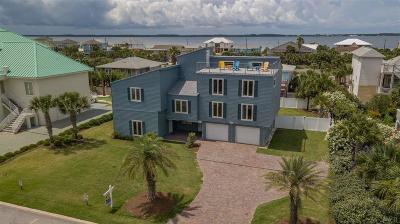 Pensacola Beach Single Family Home For Sale: 1205 Maldonado Dr