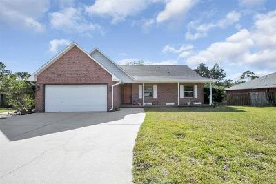 Navarre Single Family Home For Sale: 1921 Sunrise Dr