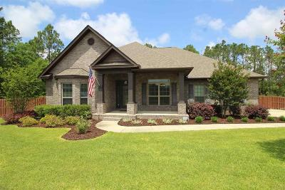 Pace Single Family Home For Sale: 2593 Tulip Hill Rd