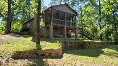 Century Single Family Home For Sale: St Luke Church Rd