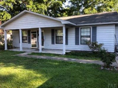 Milton Single Family Home For Sale: 4778 Landmark Ln