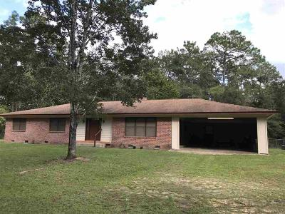 Molino Single Family Home For Sale: N 8100 Hwy 29
