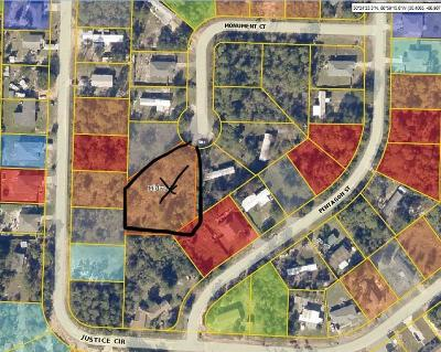 Gulf Breeze Residential Lots & Land For Sale: Monument Ct