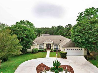 Gulf Breeze Single Family Home For Sale: 1116 Jaguar Cir