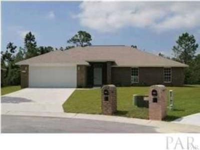 Pensacola Single Family Home For Sale: 619 Ripsaw Ln