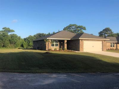 Gulf Breeze Single Family Home For Sale: 1835 Hondo Trl
