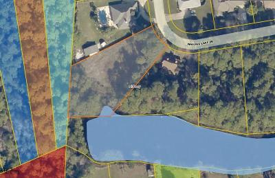 Gulf Breeze Residential Lots & Land For Sale: 2883 Whisper Lake Dr