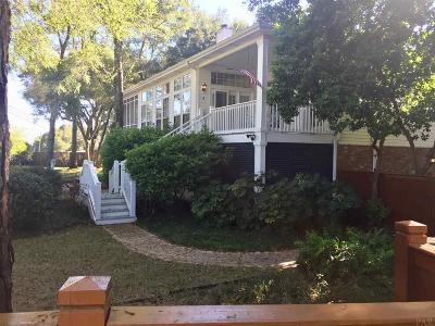 Pensacola Single Family Home For Sale: 2370 Bluffs Cir