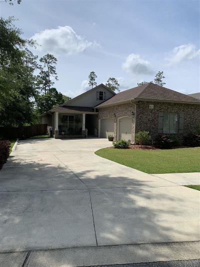 Pensacola Single Family Home For Sale: 8913 Marsh Elder Dr