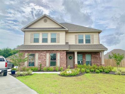 Pace Single Family Home For Sale: 4132 Tamworth Ct