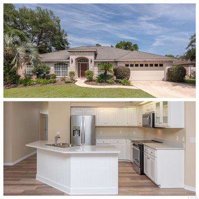 Gulf Breeze Single Family Home For Sale: 1176 Tiger Trace Blvd