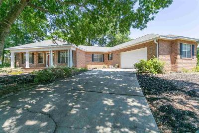 Pensacola Single Family Home For Sale: 3430 Oakmont Dr