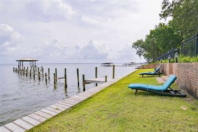 Gulf Breeze Single Family Home For Sale: 4772 Hickory Shores Blvd