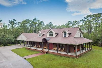 Navarre Single Family Home For Sale: 6850 Gordon Evans Rd